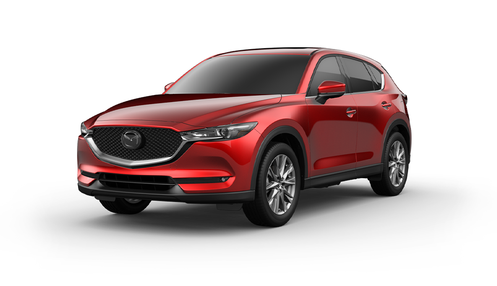 2020 Mazda CX-5 Grand Touring Reserve Trim